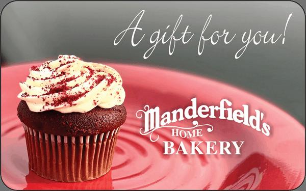 Manderfield's Gift Card