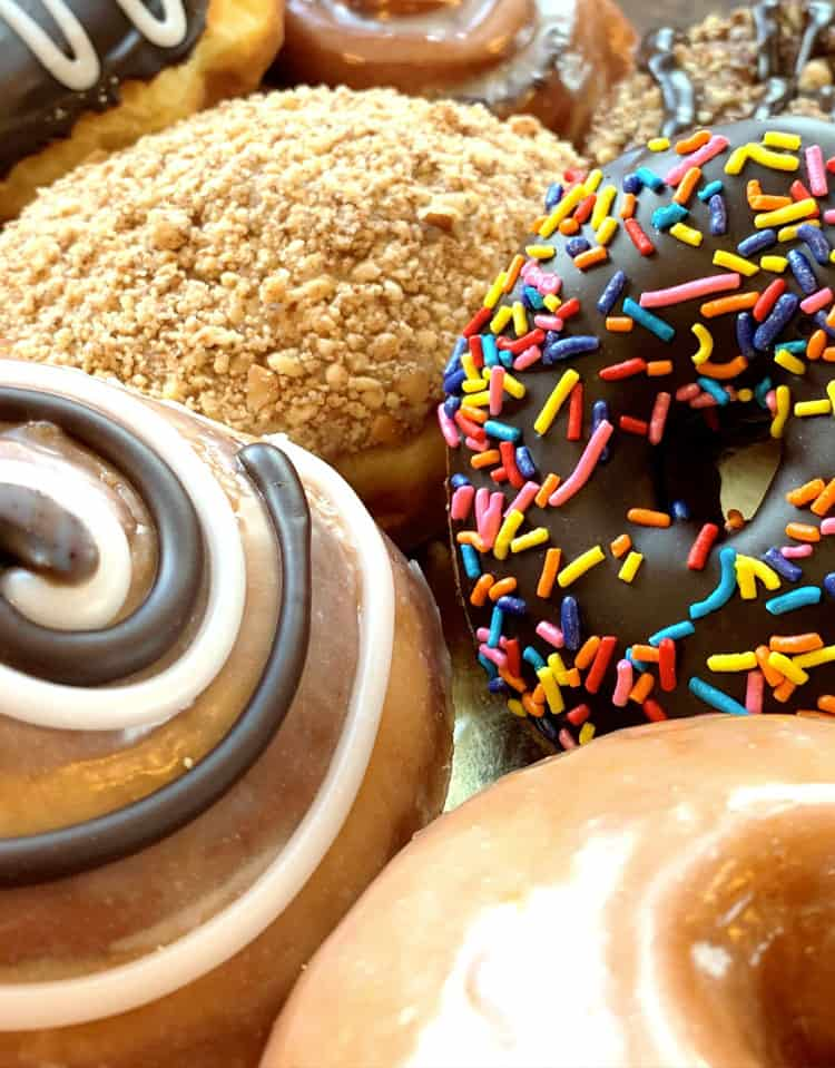 Donuts & Sweet Rolls
